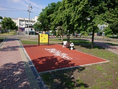 Покриття для дитячих майданчиків