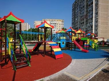 """Дитячий ігровий комплекс """"Бастіон""""-1"""