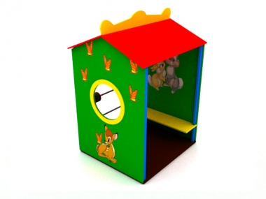 Будиночок ігровий малий