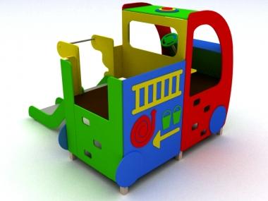 Ігровий комплекс Пожежний автомобіль 2