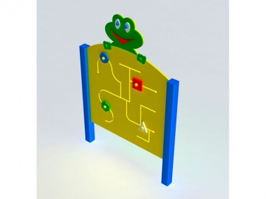 Игровая панель Лягушонок