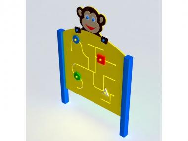 Игровая панель Обезьянка