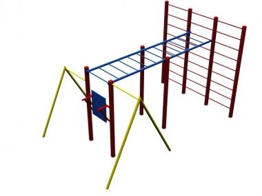 Гімнастичний комплекс Work out