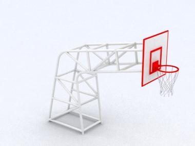 Стійка баскетбольна професійна