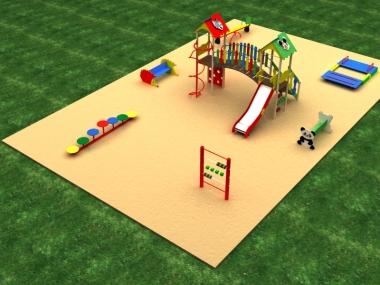 Детская площадка № 7