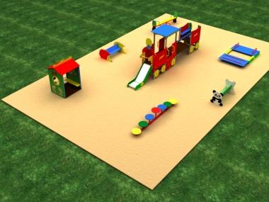 Детская площадка № 6