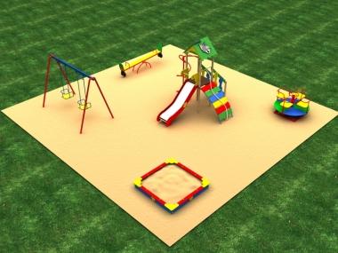 Детская площадка № 3