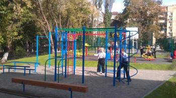 Школа Некрасівська, (2012)